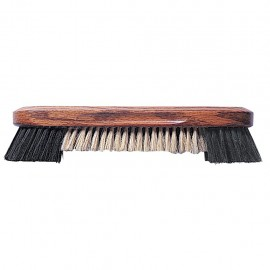 TABLE BRUSH CHESTNUT W LOGO