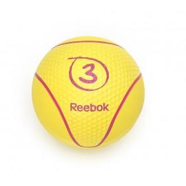 MEDICINE BALL 3KG YELLOW