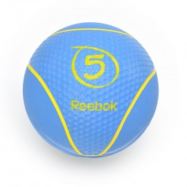 MEDICINE BALL 5KG CYAN