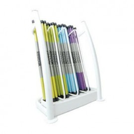 TRAINING BAR RACK WHITE