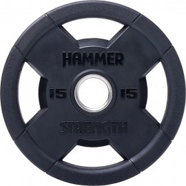 15KG LF RUBBER OLYMPIC DISC