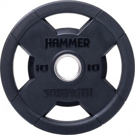 10KG LF RUBBER OLYMPIC DISC