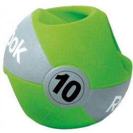 كرة طبية ذات مقبض مزدوج 10 كجم