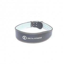 Delta Fitness Leather Gym Belt