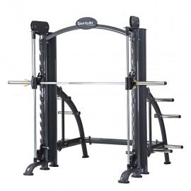 Sports Art Smith Machine