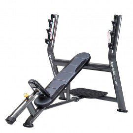 Olympic Incline bench Press...