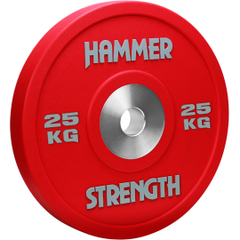HAMMER STRENGTH 25KG COLOUR...