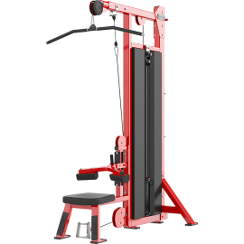 HD Elite Dual Pulldown-Row