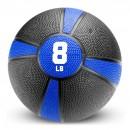 8 LB-SPIN FITNESS MED BALL