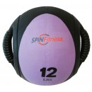 12LB SPIN FIT MED BALL DUAL...